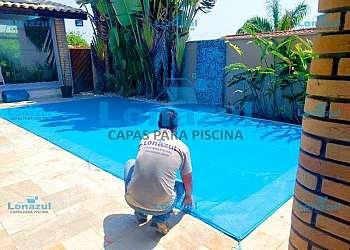 Lona para cobrir piscina