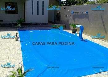Lona para piscina de fibra 6x3