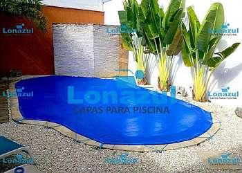 Lona para forrar piscina
