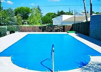 Lona para piscina natural