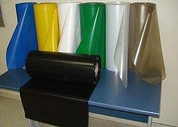Lona plástica impermeável